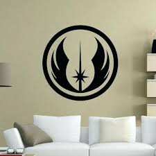 star wars wall personality order symbol star wars wall art wall sticker vinyl decal self adhesive room door star wars wall stickers canada