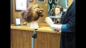 七五三髪型 3歳 自分でできる簡単ヘアアレンジ 着物クリーニング