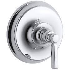 kohler bancroft valve trim metal lever handle for rite temp kohler bancroft valve trim metal lever handle for rite temp pressure balancing valve