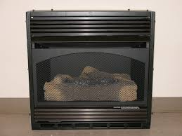 picture of recalled fireplace