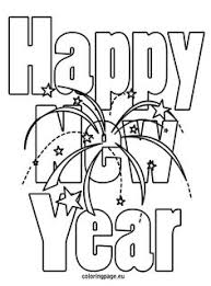 29 Best New Years Images New Year Coloring Pages New Years Eve