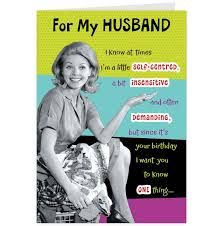 Funny Birthday Quotes For Husband