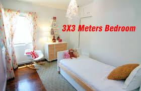 Small Bed Design Ideas 3 X 3 Meters Bedroom Design Small Bedroom Design Ideas