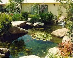 garden pond ideas.  Garden With Garden Pond Ideas E