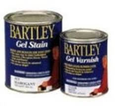 Bartley Gel Stain Mission Cherry 1 2 Pint