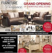 Furniture Elegance Current Ad