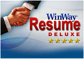 Winway Resume Deluxe 12 Mini within Winway Resume Deluxe Template