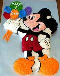 Mickey Mouse Birthday Cakes Birthday Cake Designs Mickey Mouse