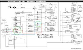 electrolux eidw6105gs1 dishwasher wiring diagram the lg dishwasher