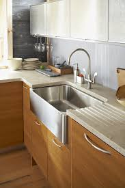 Corian Sink Drain Kit Care Mobile Home Kitchen Sinks 8252 Integrated