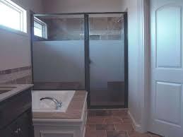 shower tile sealer fresh shower door with privacy glass