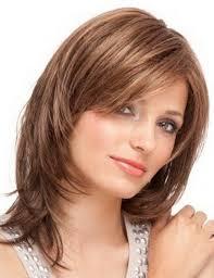 Coupe Cheveux Mi Long Femme Dégradé