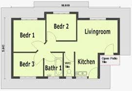 3 bedroom house plan. great simple 3 bedroom house plans 25 more 2 3d floor home interior cheap plan