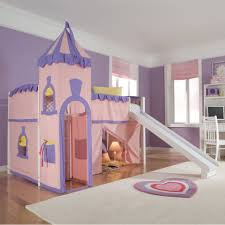 Furniture Awesome Bunk Beds With Slides Breathtaking Kids Bunk