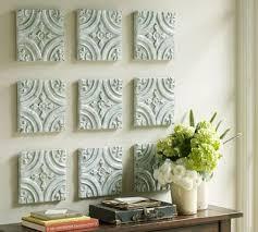 blue ceramic tile wall art everything