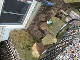 consider using your water run off to make your back yard even more interesting with a multi level rain garden or a pond