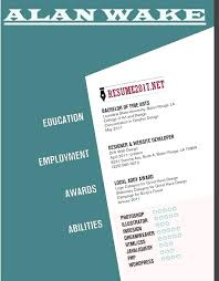 Free Resume Design Template With Cover Letter In Doc Indesign 2017 ...
