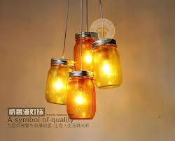 glass bottle hanging light vintage modern clear glass bottle pendant light mason jar hanging lamp shade