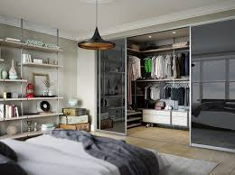 fetching design mirrored sliding closet. Yet, With The Right Layout And A Clever Storage Solution, You Can Easily Create Walk-in Wardrobe Make Your Dream Become Reality. Fetching Design Mirrored Sliding Closet