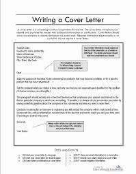 Resumes And Cover Letters Luxury Download Writing Of Letter Example