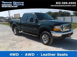 Used Ford Pickup Trucks For Sale in Indiana | Terre Haute Auto