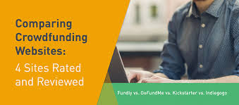 Free Crowdfunding Sites 4 Crowdfunding Website Comparisons Rated Reviewed