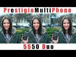 <b>Prestigio MultiPhone</b> 5550 DUO инструкция, характеристики ...