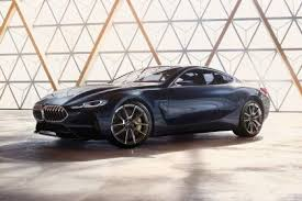2018 bmw 8 series convertible. Fine 2018 BMW Concept 8 Series  Front Static Throughout 2018 Bmw Series Convertible