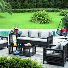 For outdoor patio furniture use waterproof fabric decor cushion