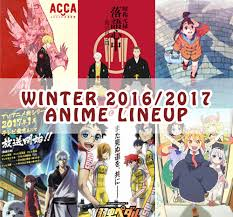 Winter 2016 2017 Anime Lineup 20 5 Best Anime Movies Not