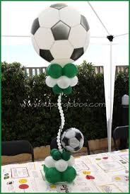 Sports Themed Balloon Decor 17 Best Images About Balloons Sports Theme On Pinterest Football