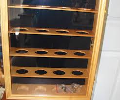 large size of cheerful keys brand new baseball display oak wood shadow box display case