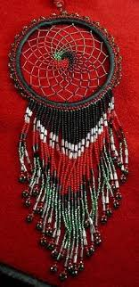 Make Native American Dream Catchers Awesome Unique Totally Beaded Dreamcatcher Story Native American 92