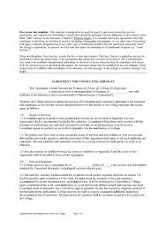 A consultancy agreement is a contract under which the terms of service between a consultant (the person or entity at the end, you receive it in word and pdf formats. 50 Sample Service Contract Templates In Pdf Ms Word Excel