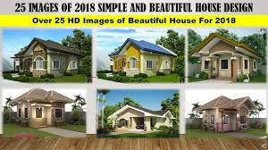 Simple Elegant Top 25 List Of 2018 Simple Small Beautiful And Elegant Houses