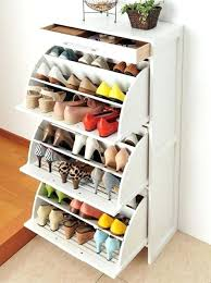 shoe storage in small closet shoe drawers from 3 you even have to have it in shoe storage in small closet
