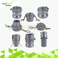 s pvc layflat hose accessories pvc layflat hose fittings quick connect
