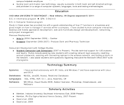 Help With Resume Free Help Deskume Entry Level Objective It Examples No Experience 63