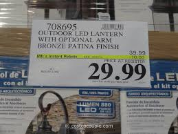 new costco outdoor solar lights 9 15384 new 9 full size