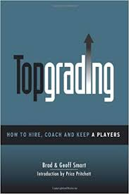 Topgrading Chart Topgrading How To Hire Coach And Keep A Players Amazon