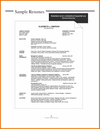 Collection Of Solutions Resume Objective Examples For Business