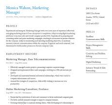 It's a personal favorite of mine. Basic Or Simple Resume Templates Word Pdf Download For Free