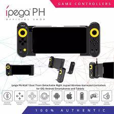 <b>Ipega PG-9167 Dual Thorn</b> Detachable Right Joypad Wireless ...