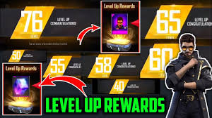 Free fire redemption reward is a place where you can claim free rewards in garena free fire by applying free fire redeem codes. Free Fire Level Up Rewards All Level Up Rewards Garena Free Fire Youtube