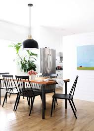 modern farmhouse furniture. Modern Farmhouse Dining Room And Windsor Chairs From The Fauxmartha Furniture