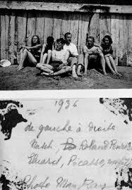 Nusch, Valentine Penrose, Roland Penrose, Paul Eluard, Pablo Picasso,  Cécile Eluard by Man Ray on artnet