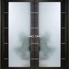 bifold doors frosted glass. Modern Interior Bifold Doors Frosted Glass
