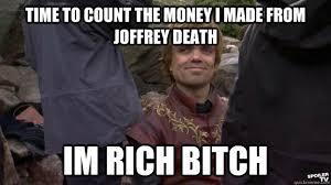 joffrey death memes | quickmeme via Relatably.com
