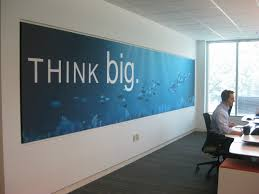 office wall designs. Teal Stripe If A Whole Wall Is Overwhelming Office Designs T