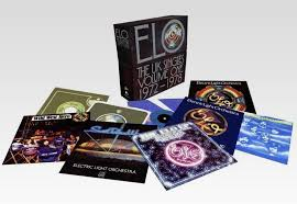 Electric Light Orchestra The Uk Singles Volume One 1972